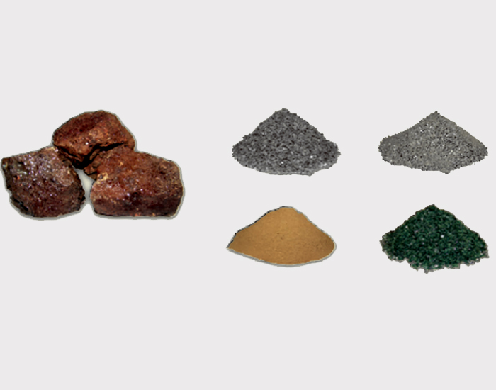 电熔镁铬砂
